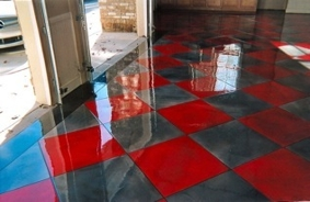 Benefits Of Owning An Epoxy Garage Floor By Custom