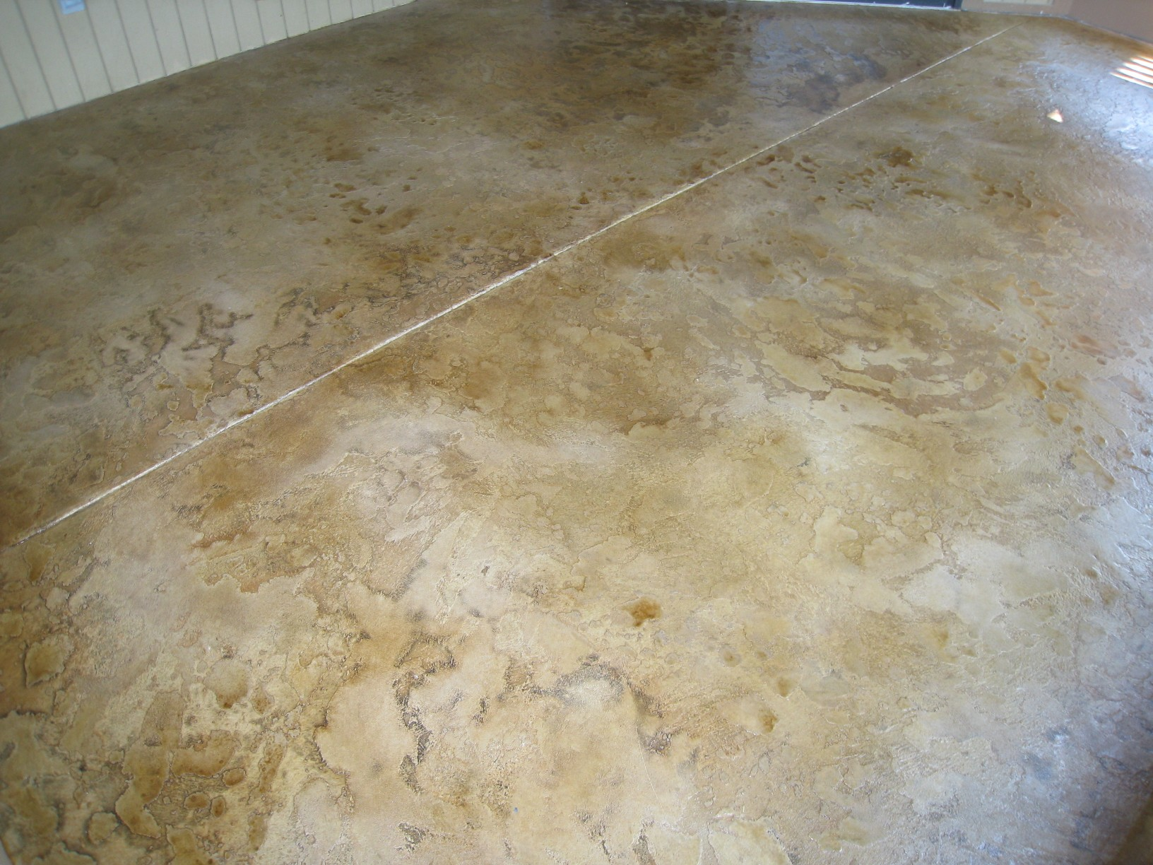 Stamped coating for Decorative concrete floors
