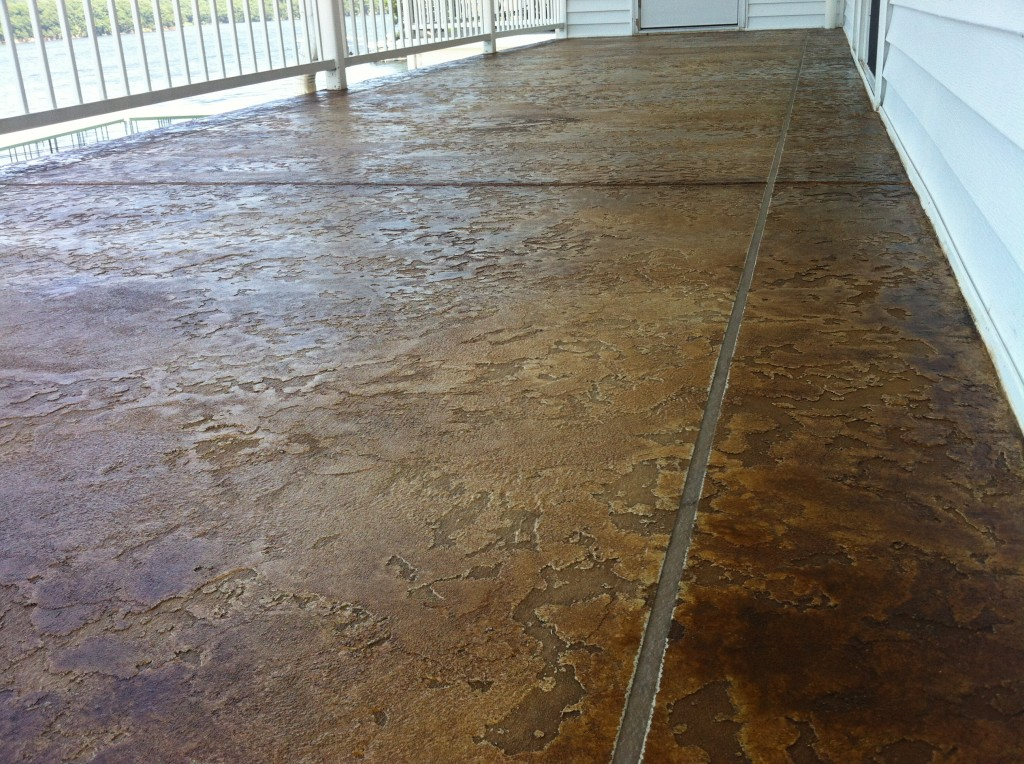 Acid wash concrete crowdbuild for for Acid wash concrete floors